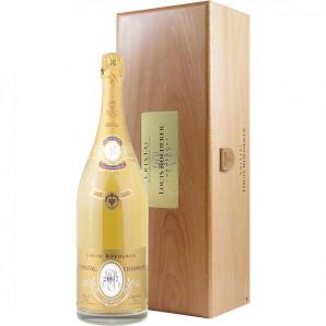 00185 Cristal 2007 3 liter Flaske og kasse