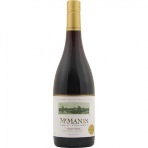 00640 McManis Pinot Noir Uden Årgang 09012018