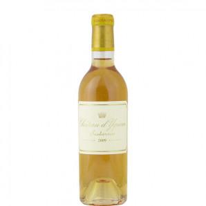 00799 D'Yquem Grand Cru Sauternes 2009 ½flaske 560