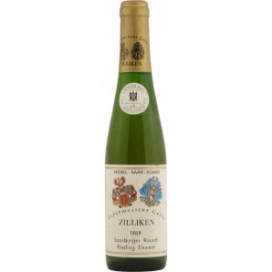 00805 Zilliken Riesling Eiswein 1989 VS Saarburger Rausch ½fl