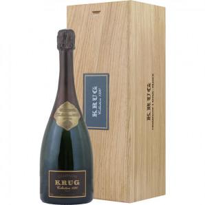 01340 Krug Collection Vintage 1990 flaske og kasse 04062020