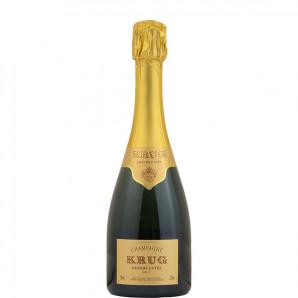 01354 Krug Grande Cuvée ½ fl 560