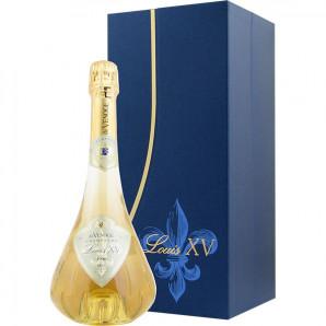 01506 de Venoge Champagne Louis XV Vintage 1996 Flaske og æske