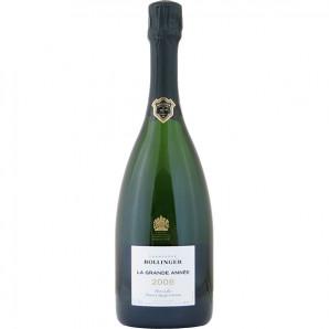 01513 Bollinger Grande Année 2008 flaske