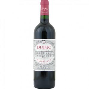 01721 Duluc Branaire Ducru 2015 St-Julien (2.vin Branaire Ducru)