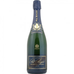 01776 Pol Roger Winston Churchill 2006 flaske