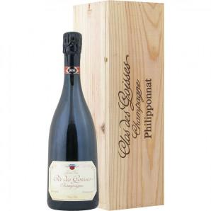 01786 Philipponnat Clos de Goisses Joste Rosé 2000 flaske og kasse
