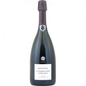 01839 Bollinger Grande Année Rosé 2012