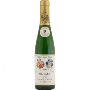 01930 Zilliken Riesling Eiswein 1997 VS Saarburger Rausch ½fl