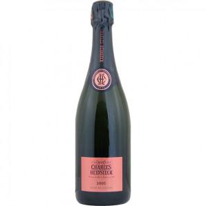 02410 Charles Heidsieck Vintage 2005 Rosé