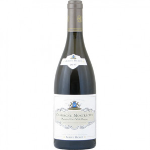 02516 Chassagne-Montrachet 1 Cru Vide Bourse 2017 Albert Bichot