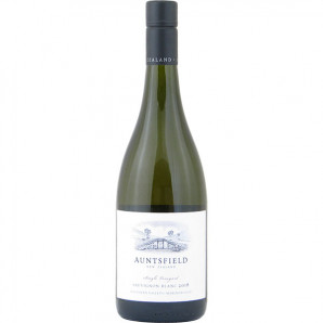02519 Auntsfield Sauvignon Blanc 2018 Single Vineyard Marlborough New Zealand