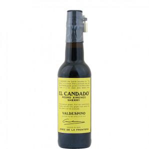 02549 Pedro Ximénez El Candado Sherry ½flaske med hængelås 560