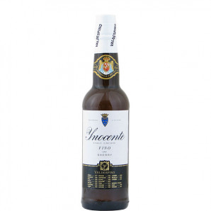 02550 Sherry Fino Inocente ½flaske A R Valdespino 560