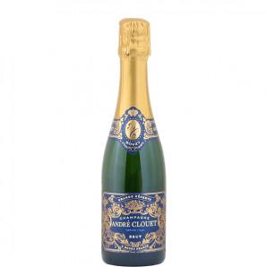 02603 André Clouet Brut Grande Reserve Champagne ½flaske