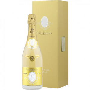02612 Cristal 2012 Louis Roederer flaske med kasse