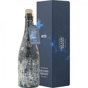 02784 Leclerc Briant Cuvée Abyss Brut Zero flaske og kasse