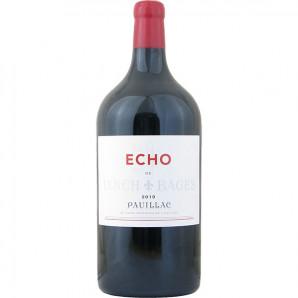 02790 Echo de Lynch Bages Pauillac 2010 3 liter