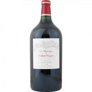 02900 Le Marquis de Calon 2015 3 liter