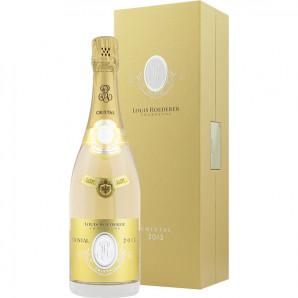 02913 Cristal 2013 Louis Roederer flaske og kasse