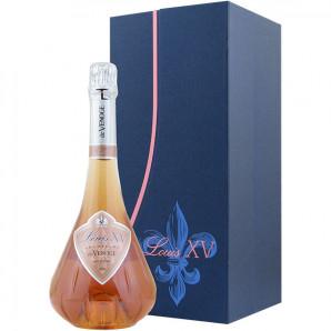 02932 De Venoge Champagne Louis XV Rosé Vintage 2006 Flaske og Æske.jpg