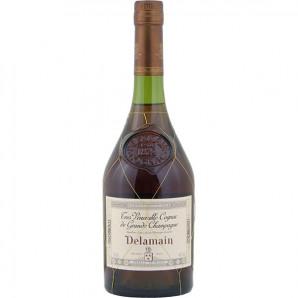 09002 Cognac Delamain Trés Vénérables Grande Champagne 1 Cru Flaske eget foto 11112019