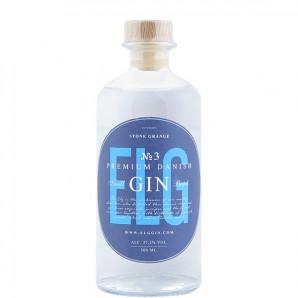 09131 ELG No 3 Premium Danish Gin (Navy) eget foto