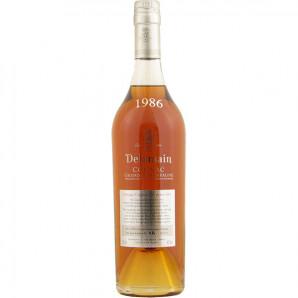 09174 Cognac Delamain Vintage 1986