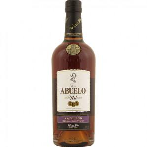 09181 Rom Abuelo XV Cognac Cask