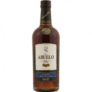09182 Rom Abuelo XV Tawny Port Cask Finish Collection
