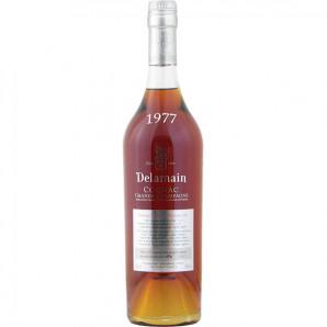 09213 Cognac Delamain Vintage 1977 Grande Champagne
