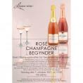 80022 Rosé Champagne begynder Torsdag 7 oktober 2021 kl 19