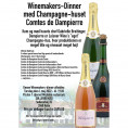 80028 Invitation til Winemakers Dinner med Dampierre 6 maj på Søllerød Kro