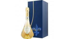 de Venoge Champagne, Louis XV Vintage 1996 i gaveæske, Champagne, Frankrig