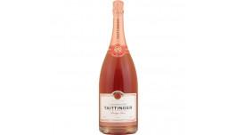 Taittinger Rosé Prestige Brut, Magnum, Champagne, Frankrig