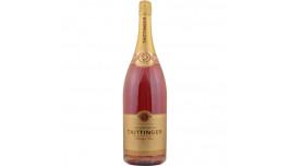 Taittinger Rosé Prestige Brut, Jeroboam, Champagne, Frankrig