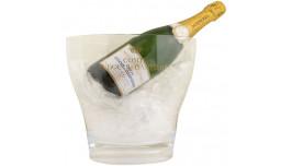 Dampierre Champagne-Køler i plast med logo