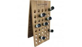 Taittinger Champagne Rack 2 x 40 fl.